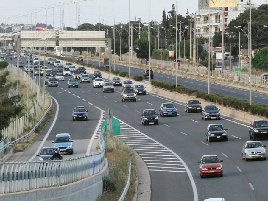 Κλείνει για τρεις ημέρες η Ε.Ο. Αθηνών- Θεσσαλονίκης στην Πιερία