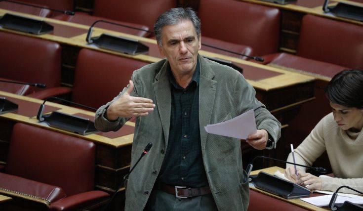 Tσακαλώτος: Ο κ. Σταϊκούρας δεν είπε τίποτα για παράταση της προστασίας της πρώτης κατοικίας