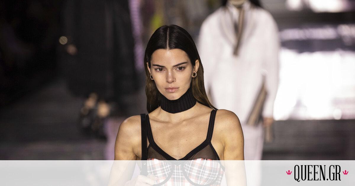 Η Kendall Jenner με αυτό το look πήγε το summer knitwear trend σε άλλο level