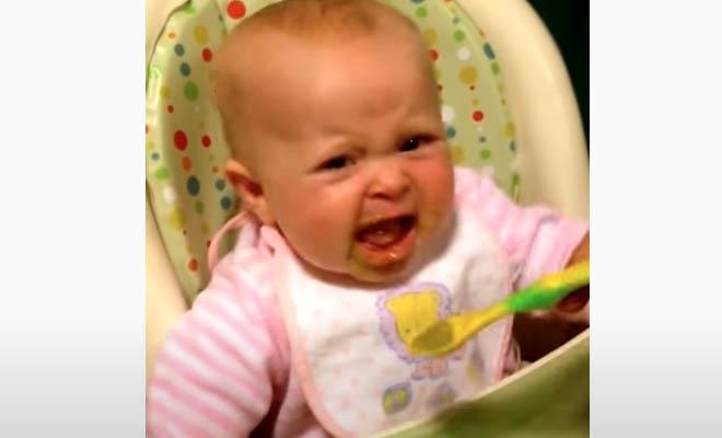 Δεν φαντάζεστε τι είπε το μωρό και τρέλανε τους γονείς του! [Βίντεο]