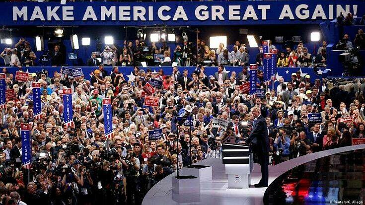 ΗΠΑ: «Πολύ νωρίς» να κριθεί αν είναι ασφαλής η διεξαγωγή του Συνεδρίου των Ρεπουμπλικάνων