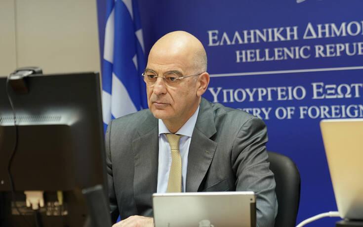 Νίκος Δένδιας: Δυναμώνουμε την Ελλάδα