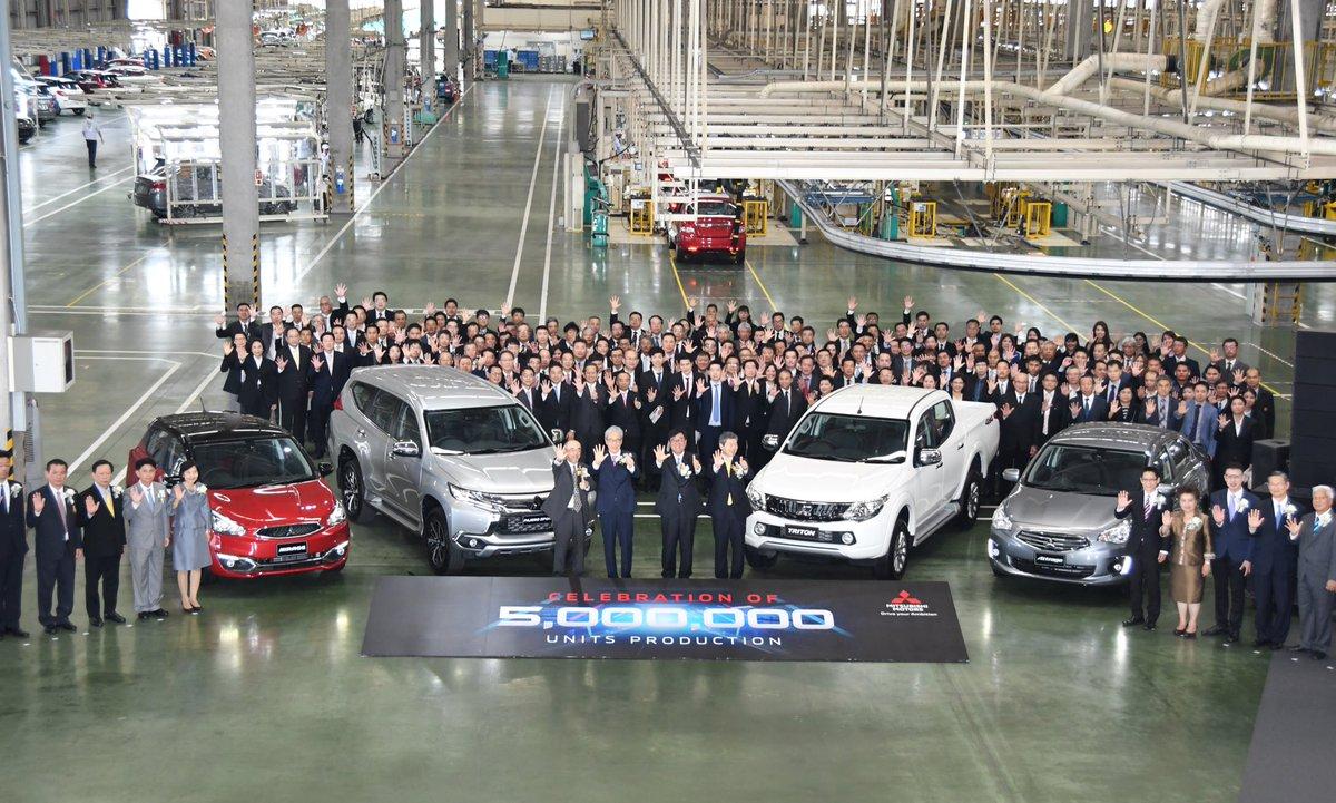 Tο νέο μεσοπρόθεσμο πλάνο της Mitsubishi Motors Corporation