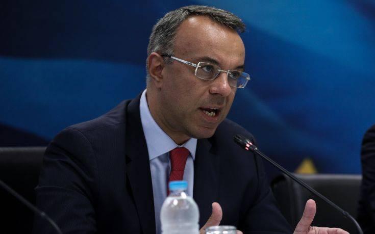 Σταϊκούρας: Προχωράμε διαρθρωτικές αλλαγές και προωθούμε επενδύσεις μέσα στη δίνη του κορονοϊού