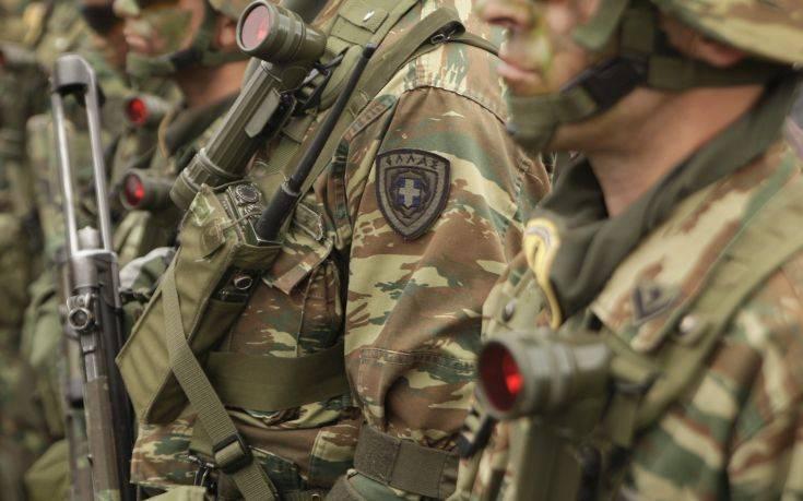 Υπουργείο Εθνικής Άμυνας: Παντελώς ψευδές το μήνυμα για φύλλο πορείας στον στρατό