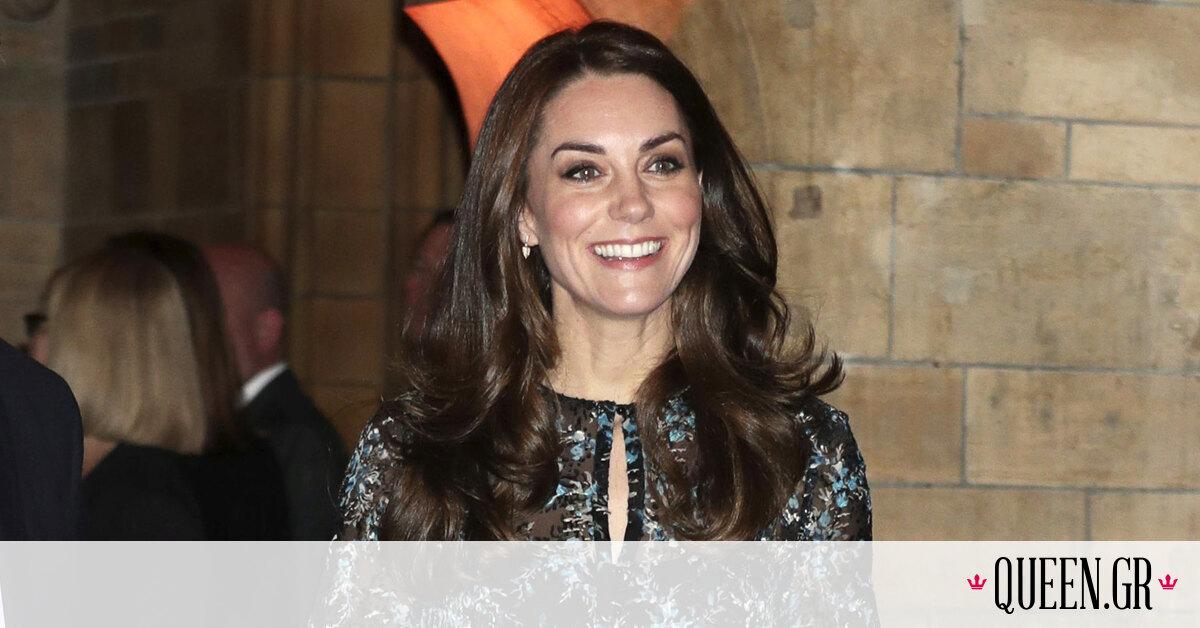Η Kate Middleton μόλις φόρεσε το πιο κομψό χρώμα για κάθε περίσταση