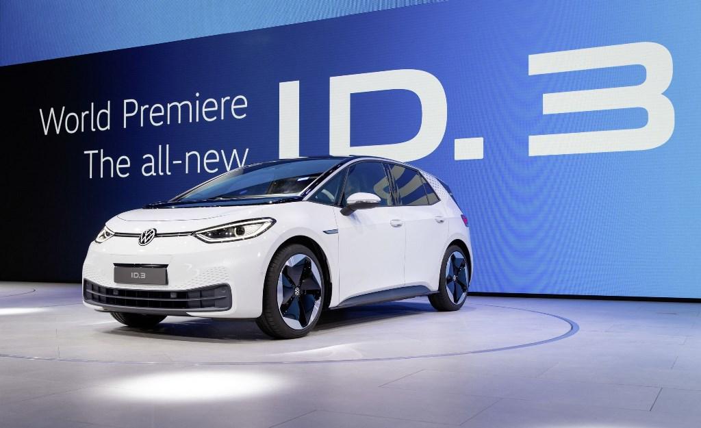 Η Bridgestone φέρνει την πρωτοποριακή τεχνολογία ENLITEN με το πλήρως ηλεκτρικό ID.3 της Volkswagen