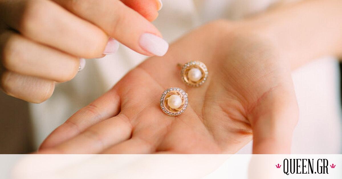 Fashion DIY: Φτιάξε τα πιο κομψά και λεπτίλεπτα σκουλαρίκια (video)