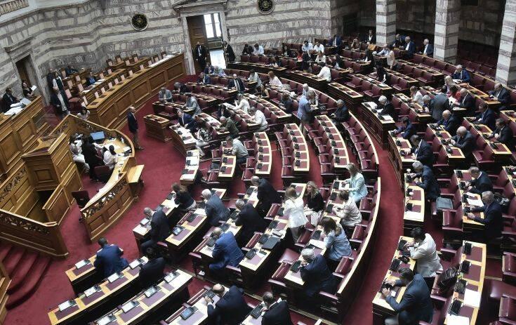 Βουλή: Ολοκληρώθηκε η επεξεργασία του νομοσχεδίου με τις φορολογικές παρεμβάσεις