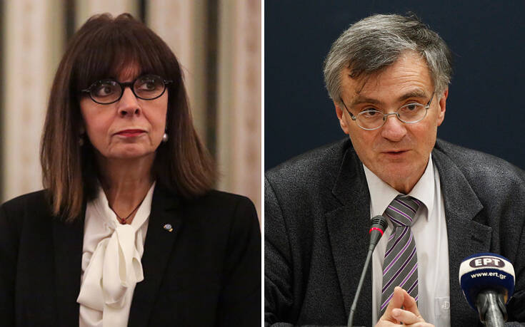 Ο Σωτήρης Τσιόδρας και οι υγειονομικοί θα έχουν την τιμητική τους στη δεξίωση της Προεδρίας της Δημοκρατίας