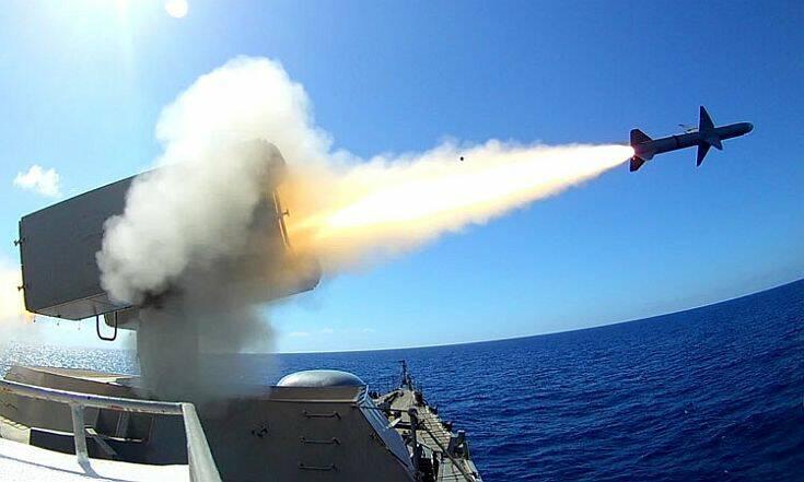 Δεν ισχύει η NAVTEX του Πολεμικού Ναυτικού για άσκηση με αληθινά πυρά