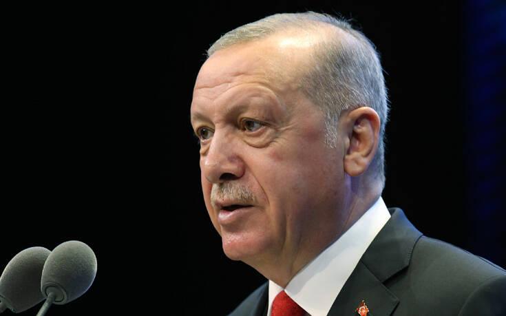 Νέες προκλήσεις Ερντογάν: Με το άνοιγμα της Αγίας Σοφίας γινόμαστε μάρτυρες της αναγέννησης του έθνους μας