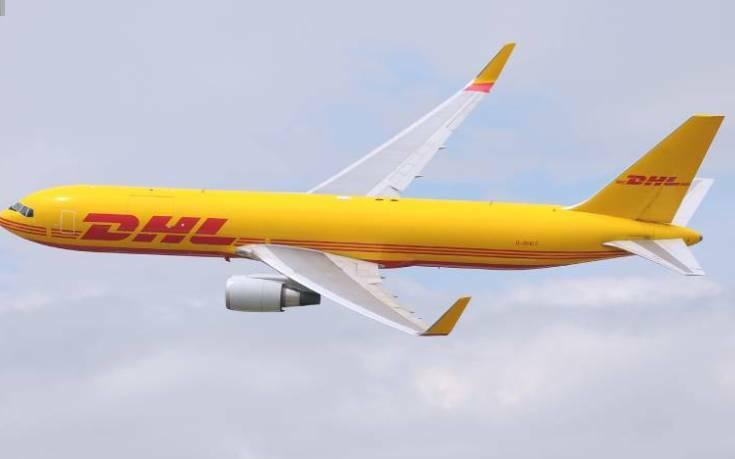 Η DHL Express μεγαλώνει το στόλο της σε Φορτηγά Αεροσκάφη Boeing 767-300