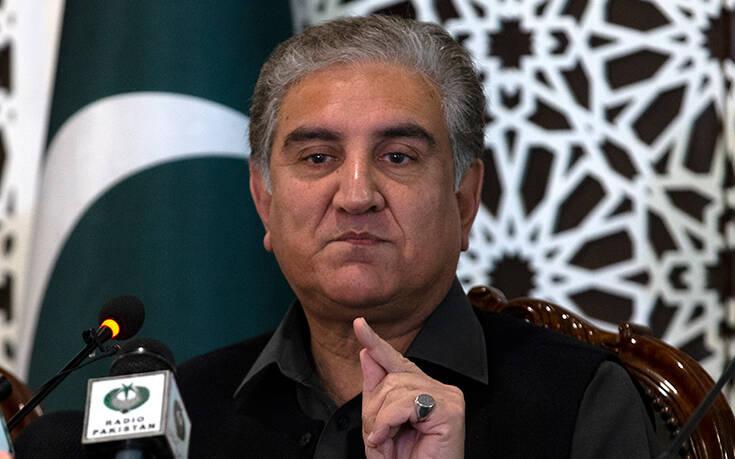 Ο υπουργός Εξωτερικών του Πακιστάν βρέθηκε θετικός στον νέο κορονοϊό