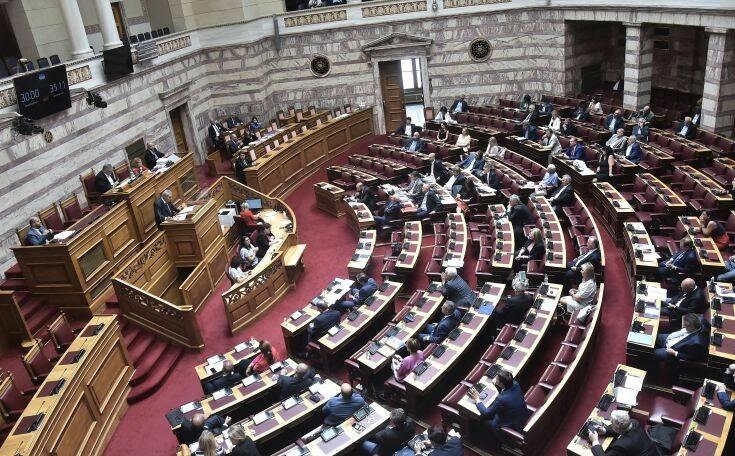 Με 177 «ναι» υπερψηφίστηκε από τη Βουλή η άσκηση ποινικής δίωξης σε βάρος του Παπαγγελόπουλου