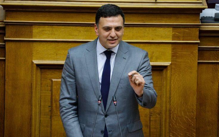 Βασίλης Κικίλιας: Θέλουμε να προσφέρουμε ποιότητα υπηρεσιών στον Έλληνα ασθενή