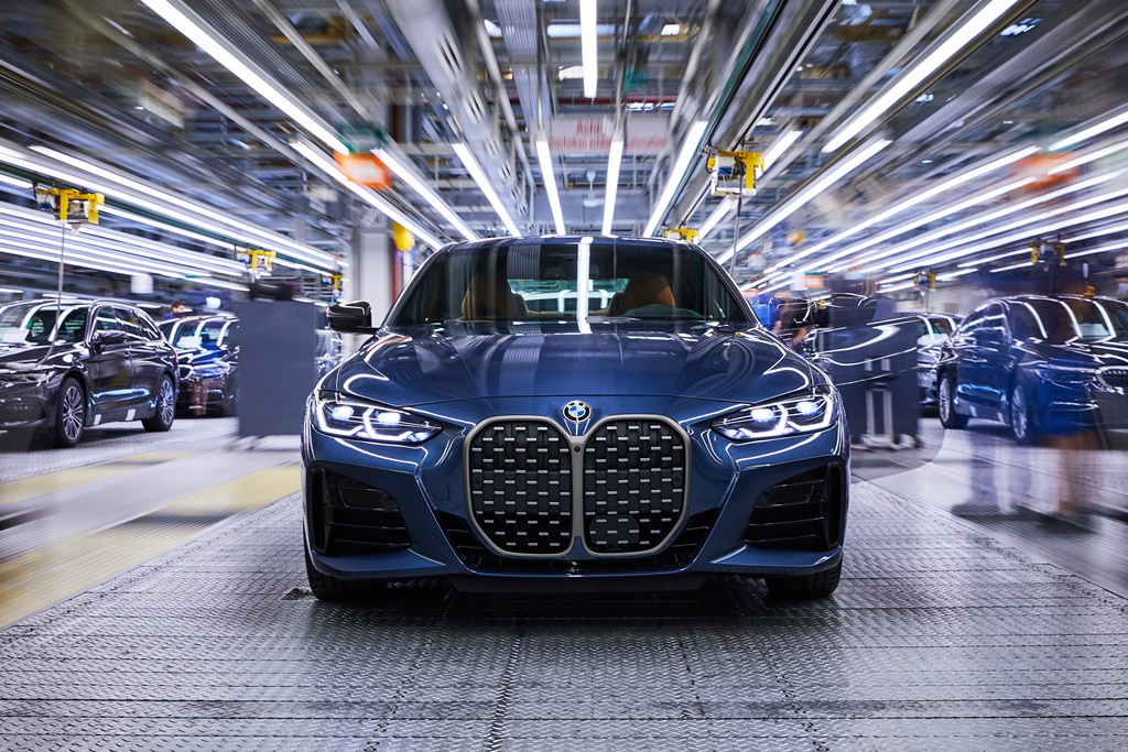 Ξεκίνησε η παραγωγή για τη νέα BMW Σειρά 4 Coupé-Τον Οκτώβριο το λανσάρισμα