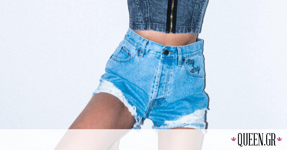 Βρήκαμε τα 10 καλύτερα denim shorts της αγοράς για να πάρεις μαζί στις διακοπές σου