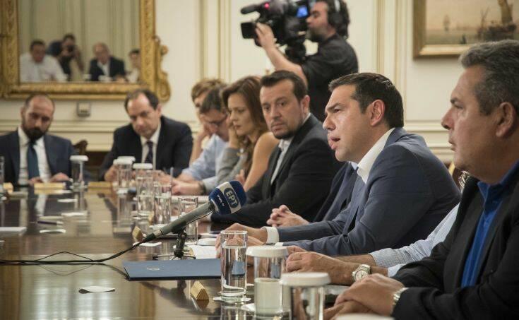 RND για Τσίπρα: Tο παρελθόν προλαβαίνει τον πρώην πρωθυπουργό της Ελλάδας
