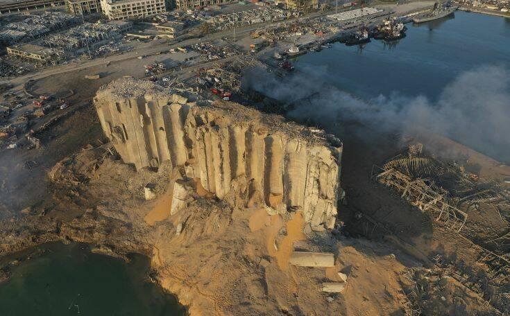 Οι Δήμοι της Αττικής στο πλευρό των πληγέντων της Βηρυτού