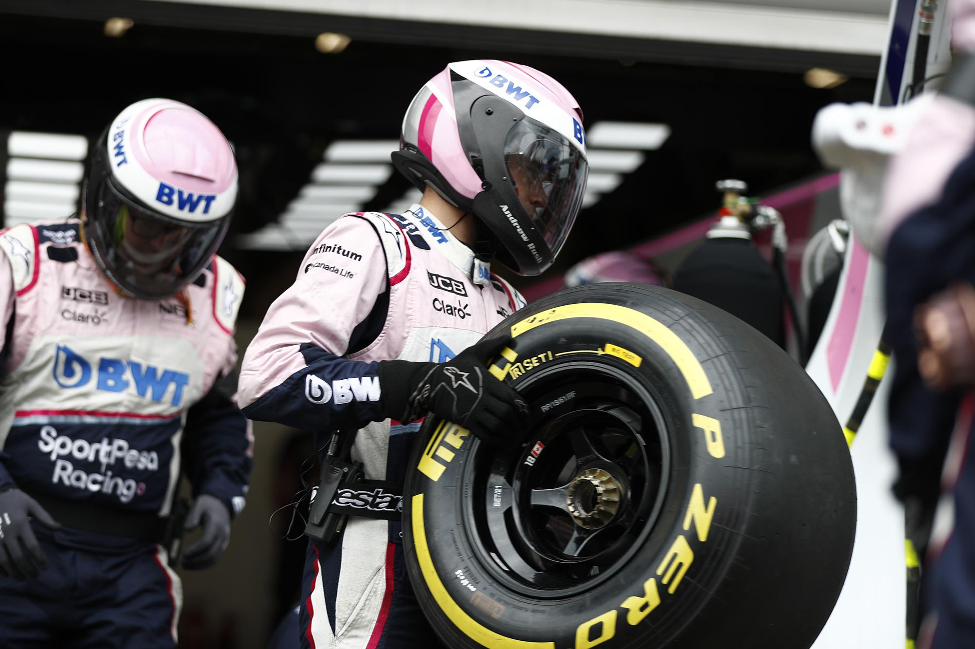 Με τα βλέμματα στραμμένα στο Βέλγιο και τον ευμετάβλητο καιρό να παίζει καθοριστικό ρόλο στον αγώνα της F1