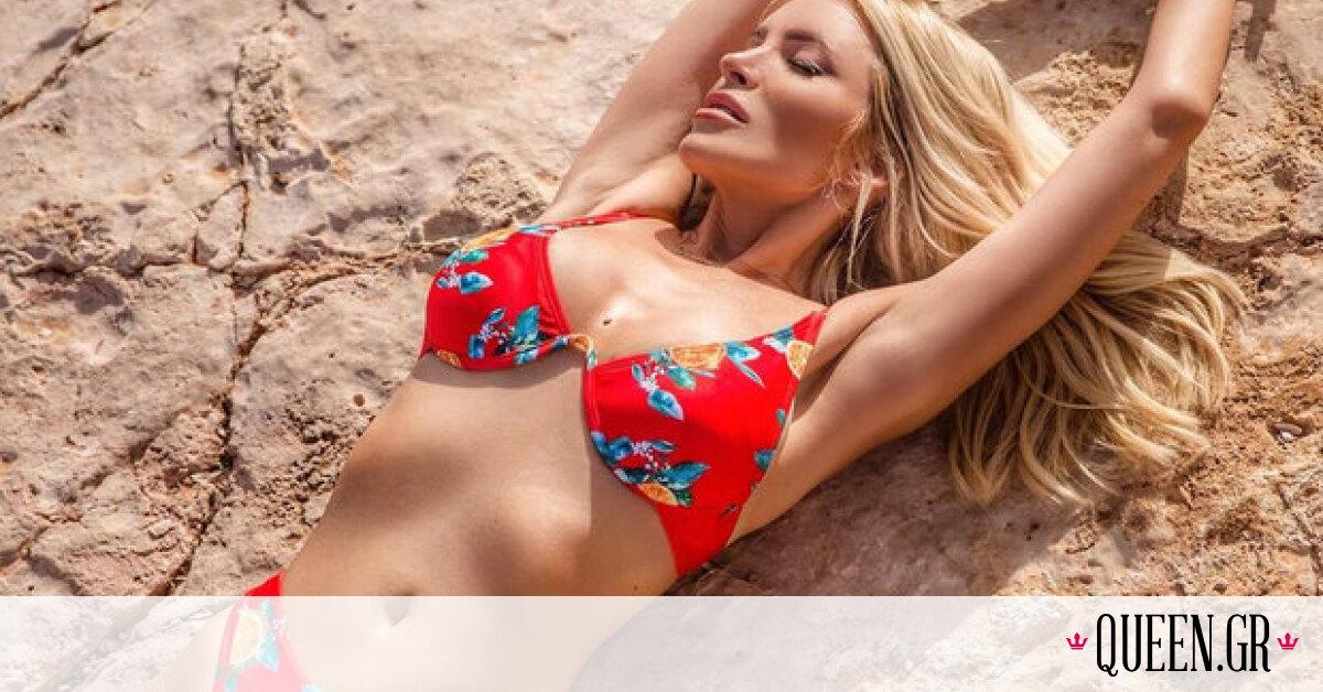 Τα high leg bikinis της Κατερίνας Καινούργιου είναι ό,τι χρειάζεσαι για τον Αύγουστο