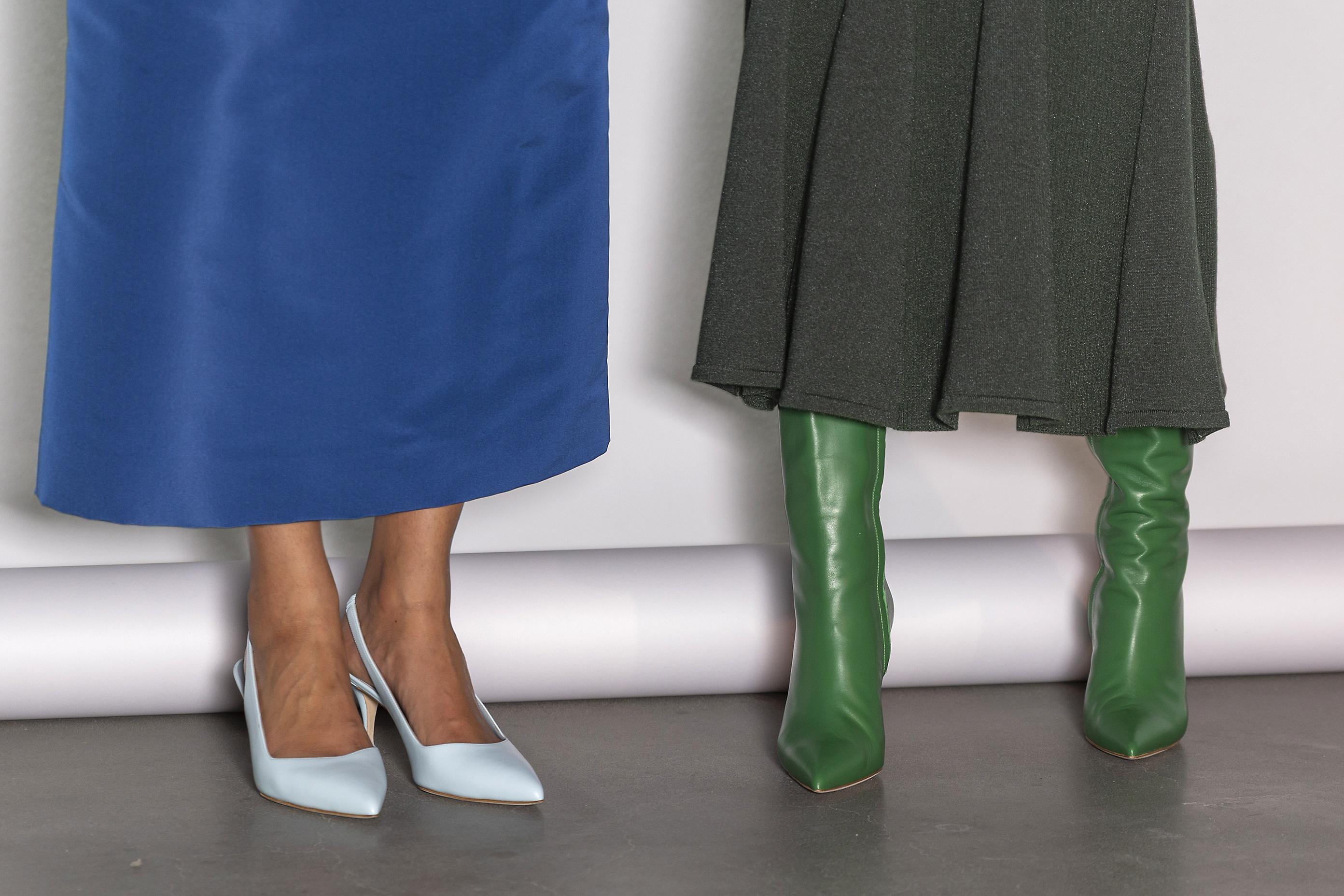 Σύμφωνα με τους μεγαλύτερους Οίκους Μόδας αυτές είναι οι τάσεις στα παπούτσια για τη σεζόν 2020-21