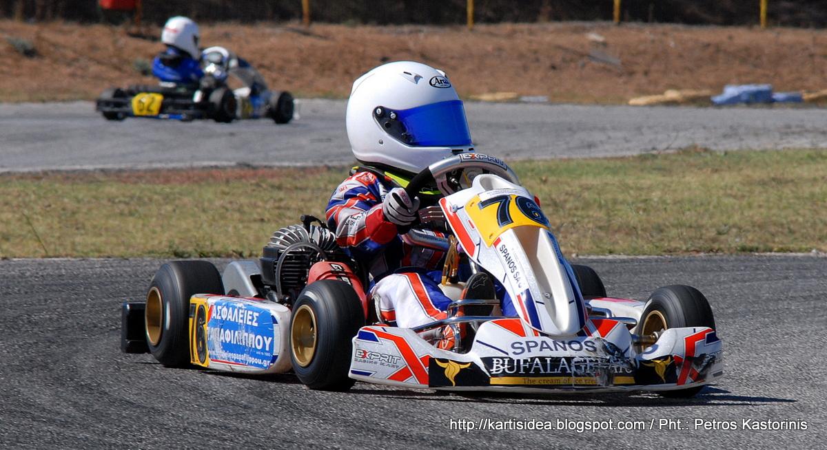 Σήμερα ο 2ος γυρος του Πανελληνίου Πρωταθλήματος Karting 2020