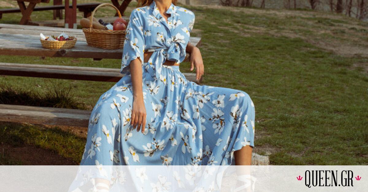 Οδηγός Αγοράς: 10 maxi φούστες για bohemian εμφανίσεις