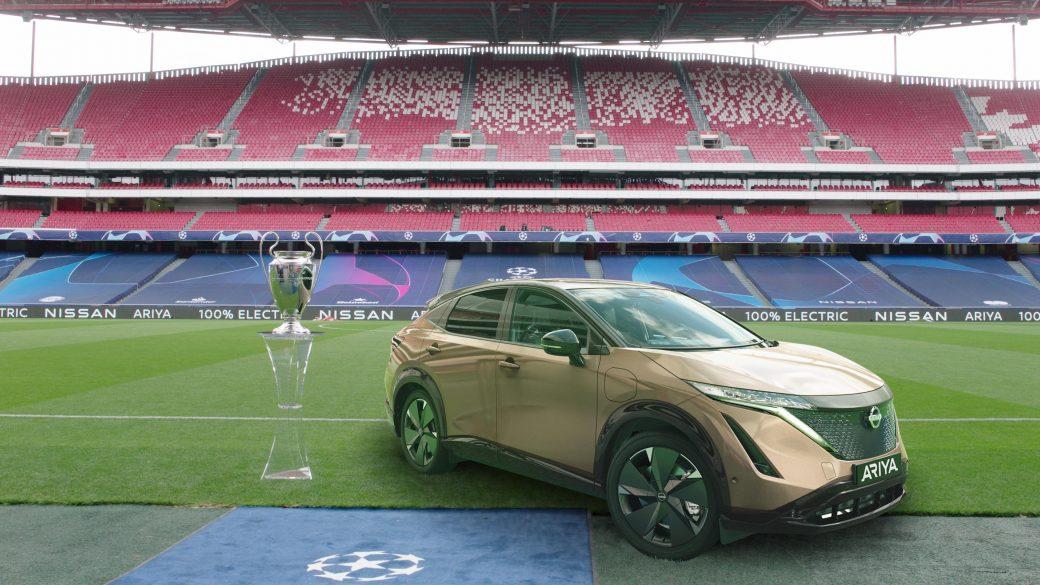 Η Nissan προσφέρει μια αξέχαστη εμπειρία στον τελικό του UEFA Champions League σε 50 τυχερούς κατόχους LEAF