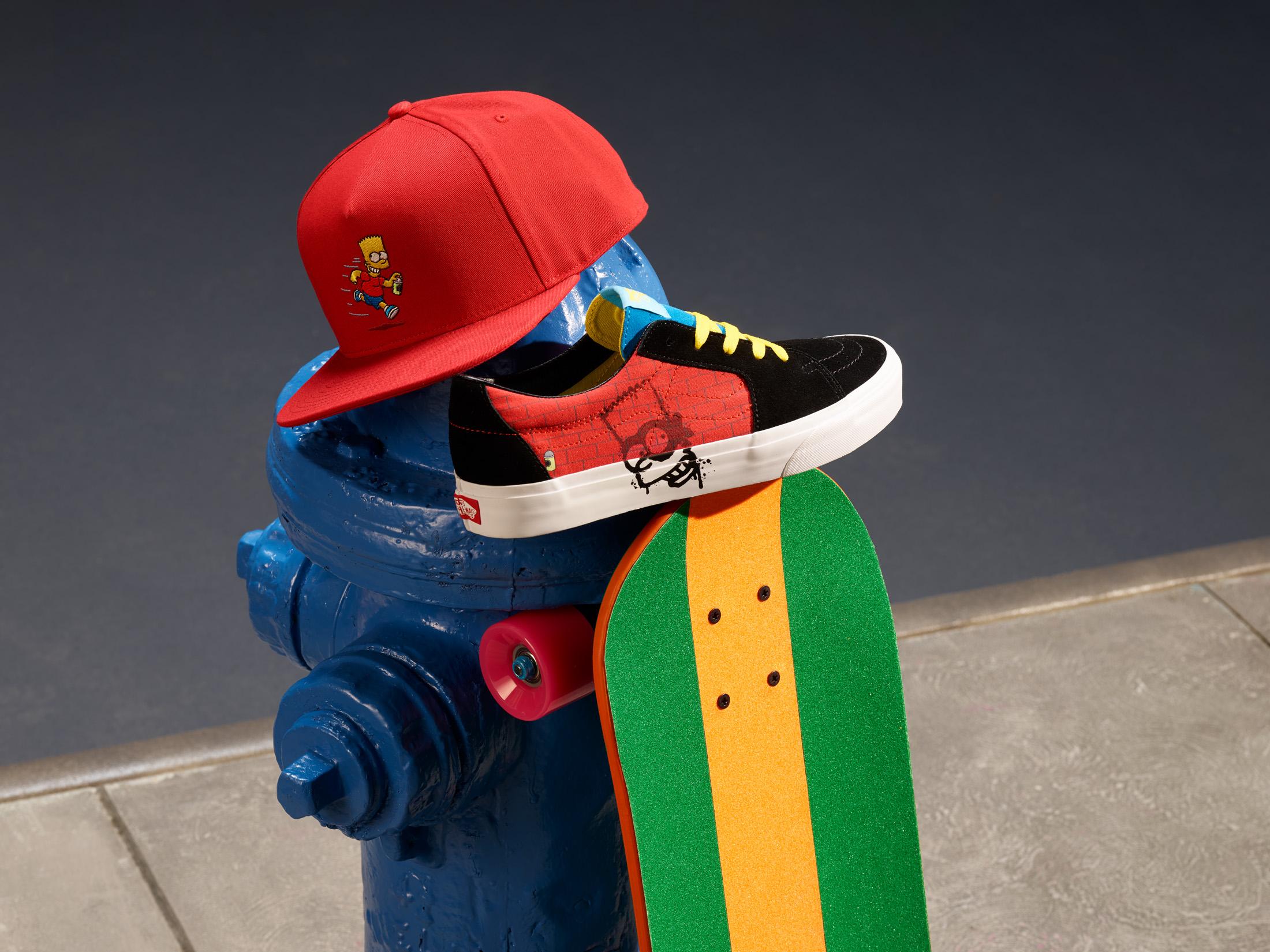 The Simpsons: H σειρά που σημάδεψε την pop κουλτούρα των 90s τώρα έχει τα sneakers που της αξίζουν