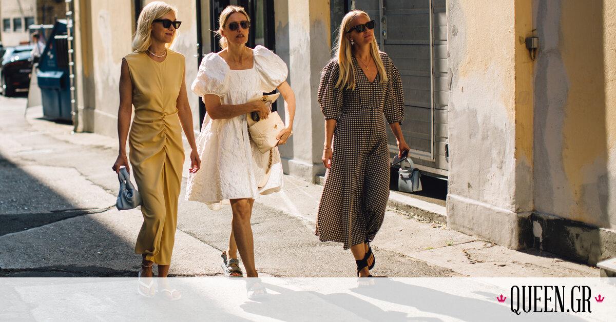 10 διαφορετικοί τρόποι να φορέσεις το ίδιο maxi φόρεμα (video)
