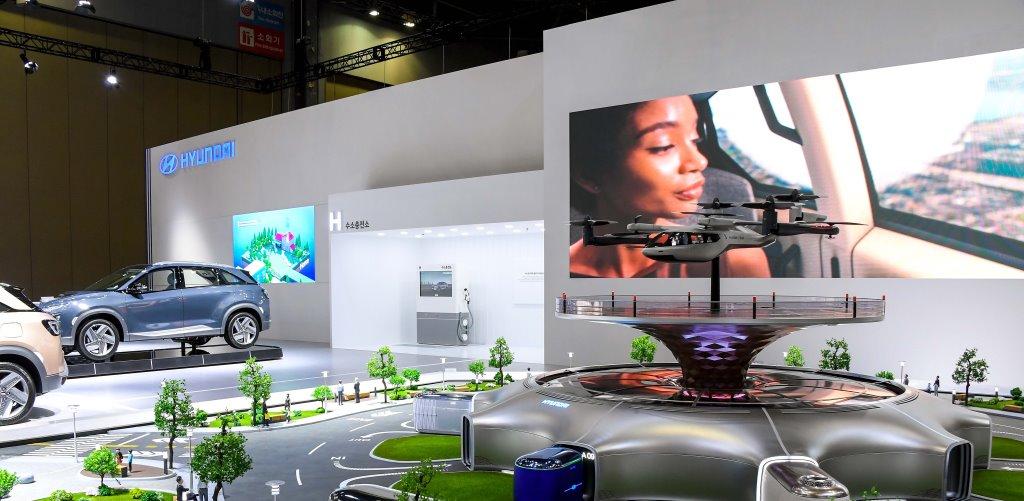 Η Hyundai Motor παρουσίασε το μέλλον του υδρογόνου στο H2 Mobility + Energy Show 2020 στην Κορέα