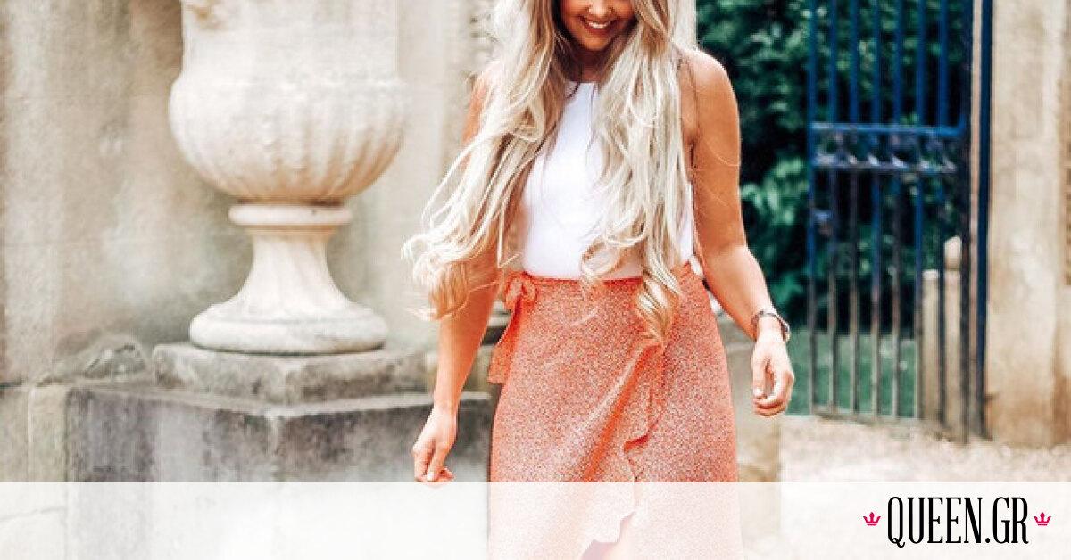 Οδηγός Αγοράς: 10 αέρινες φούστες για neo-romantic εμφανίσεις και τον Αύγουστο