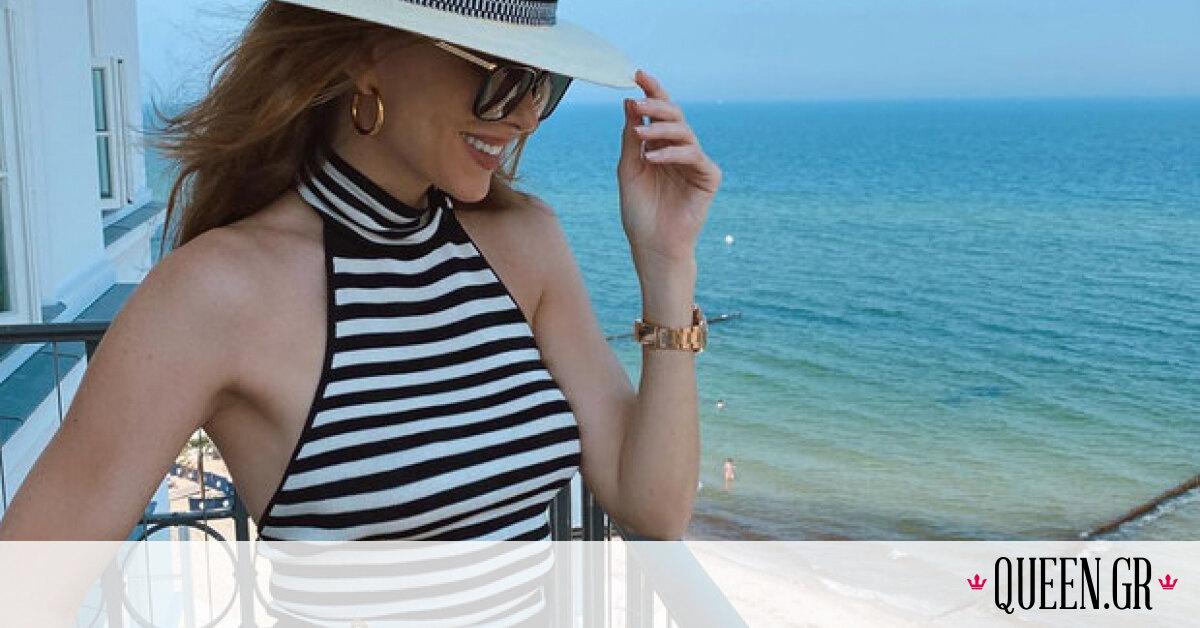 5 τρόποι να φορέσεις τη μαρινιέρα τώρα και τον Σεπτέμβριο