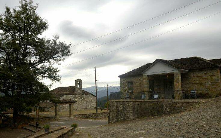 Το μικρό ελληνικό χωριό στο οποίο γεννήθηκαν πάνω από 70 ζωγράφοι