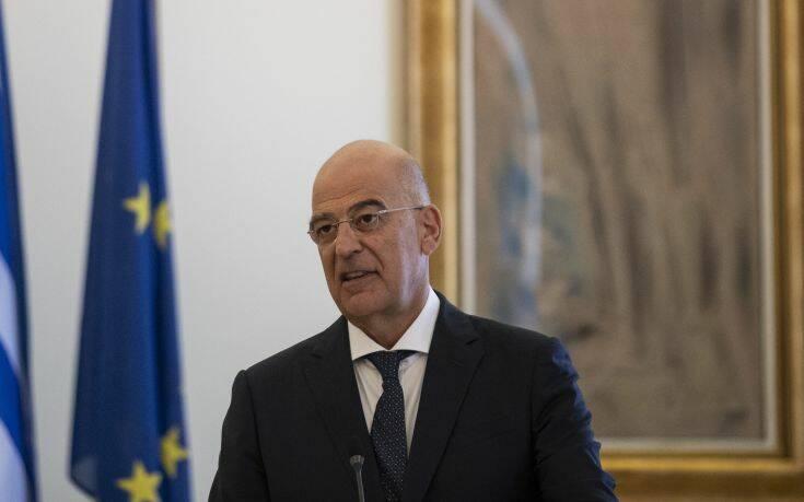 Δένδιας: Η Ελλάδα κέρδισε την ομόθυμη συμπαράσταση των εταίρων της στην Ε.Ε.