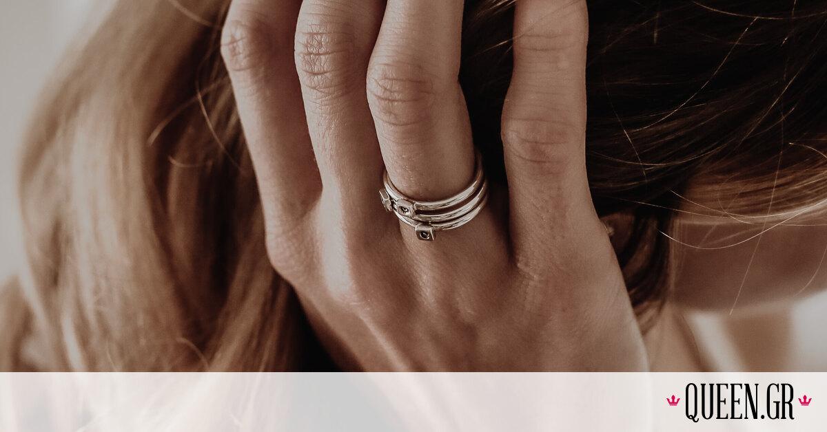 Ψάχνεις διακριτικά κοσμήματα; Για δες αυτά τα stylish, λεπτά δαχτυλίδια!