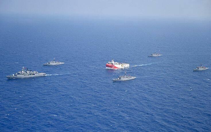 Στέιτ Ντιπάρτμεντ σε Τουρκία: Σταματήστε τις γεωτρήσεις στη Κυπριακή ΑΟΖ