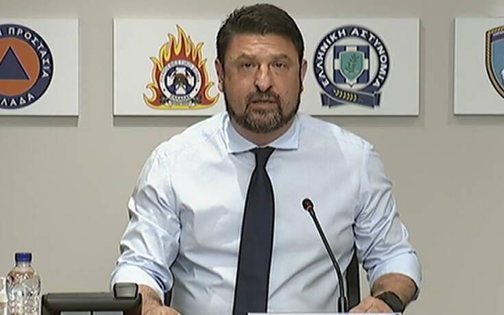 Χαρδαλιάς για έκρηξη στη Βυρητό: Η Ελλάδα είναι έτοιμη να συνδράμει με όλα τα διαθέσιμα μέσα