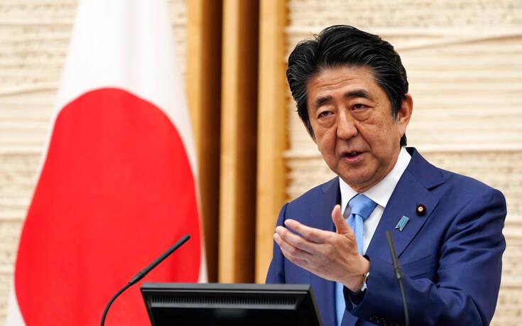 Παραιτείται ο Ιάπωνας πρωθυπουργός Σίνζο Άμπε