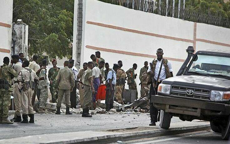 Σομαλία: Έκρηξη σε ξενοδοχείο στο Μογκαντίσου. Τουλάχιστον 5 νεκροί