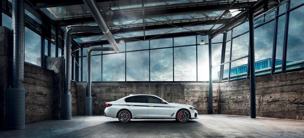 Αξεσουάρ BMW M Performance με ποικίλες προτάσεις για τις νέες BMW Σειρά 5, BMW M5 και BMW M5 Competition
