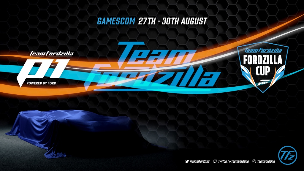 Αύριο στη φετινή gamescom 2020 το εικονικό αγωνιστικό αυτοκίνητο Project P1