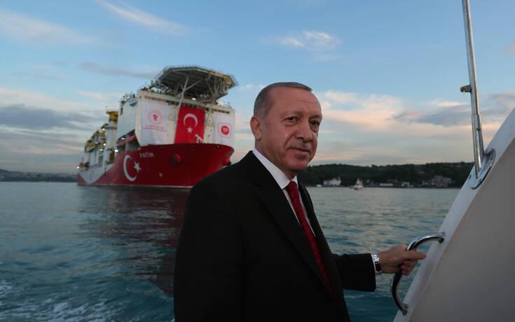 Νέες προκλήσεις Ερντογάν: Είπαμε μην τυχόν επιτεθείτε στο Oruc Reis αλλιώς θα το πληρώσετε