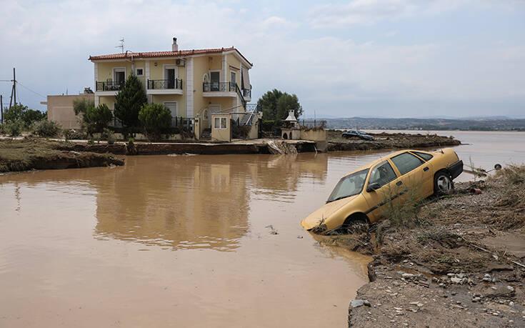 Φονικές πλημμύρες στην Εύβοια με 8 νεκρούς: Πού εστιάζει η διπλή εισαγγελική έρευνα για τυχόν ευθύνες