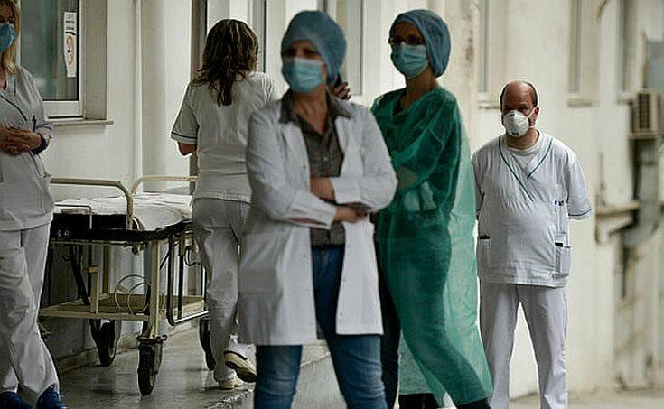 Η απάντηση του Υπουργείου Υγείας για τα κρούσματα κορονοϊού στο νοσοκομείο Παπαγεωργίου