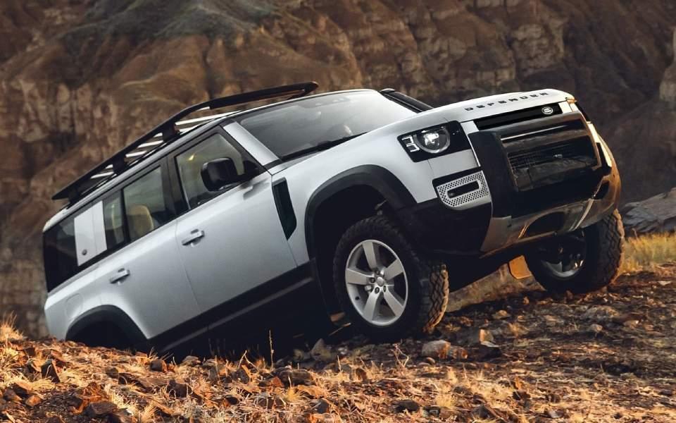Η Goodyear προμηθεύει το Νέο Land Rover Defender με δύο τύπους ελαστικών 4×4