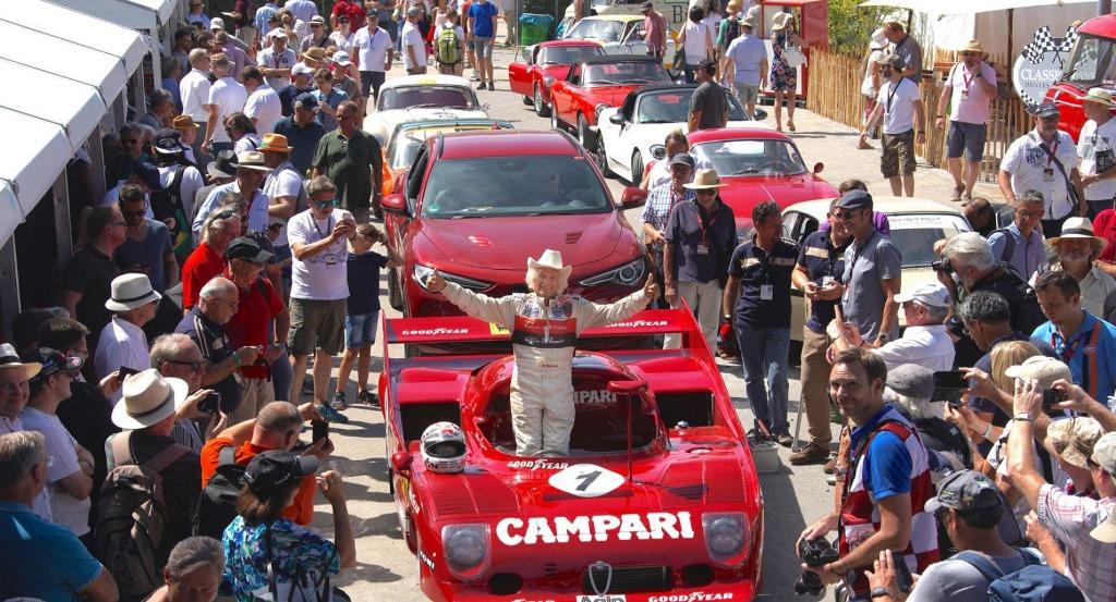Arturo Merzario: Ο 77χρονος «καουμπόι» της Alfa Romeo