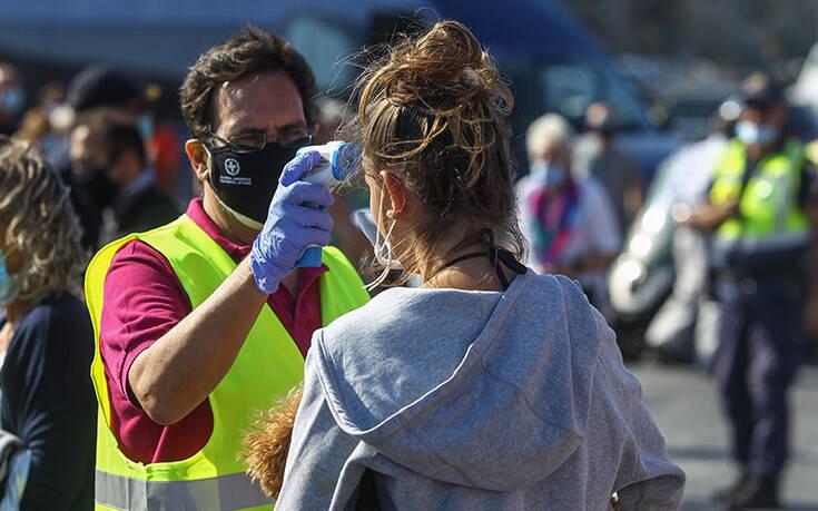 Κορονοϊός στην Ελλάδα: 150 νέα κρούσματα σε ένα 24ωρο – Στην Αττική ξανά τα «πρωτεία»